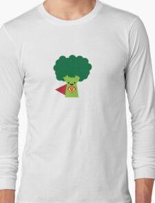 Super Broccoli Long Sleeve T-Shirt