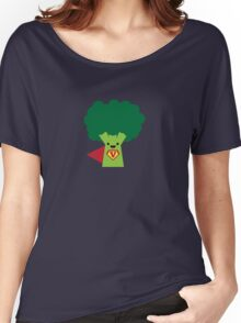 Super Broccoli Women's Relaxed Fit T-Shirt