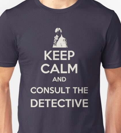 Consult the Cumberlock Unisex T-Shirt