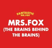 Fantastic Mrs. Fox Kids Clothes