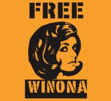 Free Winona (CLEAR) by Snufkin