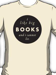Big Books Love T-Shirt