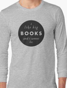 Big Books Love Long Sleeve T-Shirt
