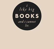 Big Books Love T-Shirt
