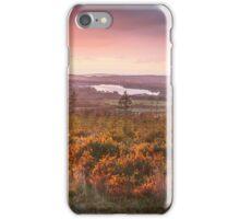 Warm Wicklow Dawn Light iPhone Case/Skin