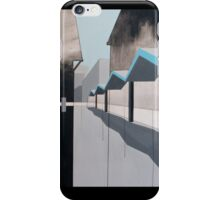 Blue Perspective iPhone Case/Skin