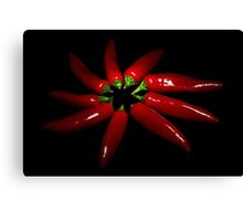 Red Chillie Peppers Canvas Print
