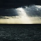 Winter, English Channel. Kent by samphirehoe