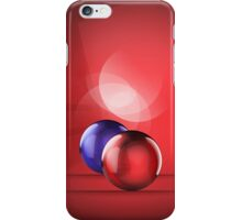 iCase Red Balls iPhone Case/Skin