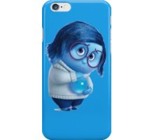 INSIDE OUT - SADNESS 02 iPhone Case/Skin