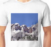 Mount Rushmore Unisex T-Shirt
