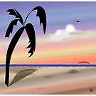 Florida Sunset  by IrisGelbart