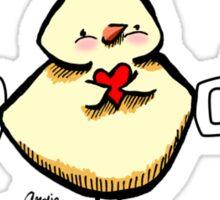 Cute Chick {light} Sticker