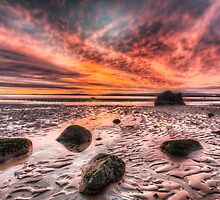 Rosemarkie Sunrise by Fraser Ross