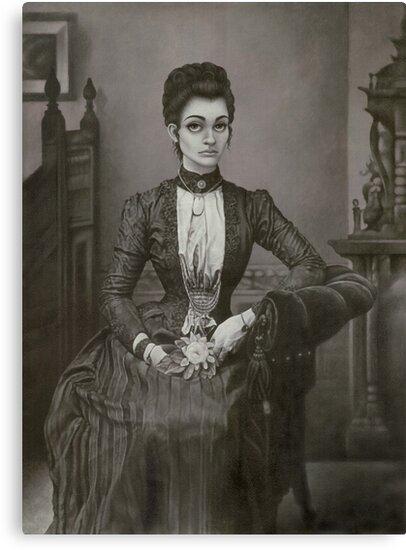 Victorian Beauty by Piombo