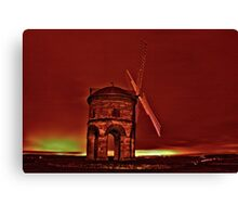 Chesterton in the dead of night HDR Canvas Print