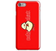 Cute Chick iDevice iPhone Case/Skin
