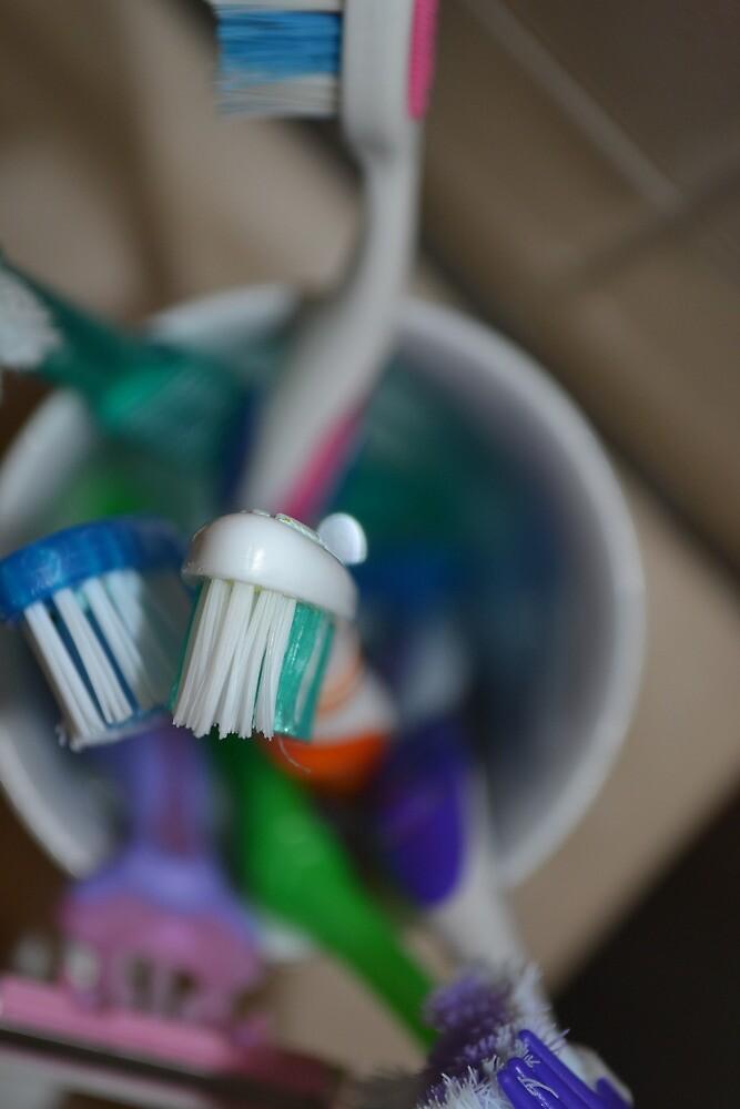 The Teeth Brush Date by mjaleman
