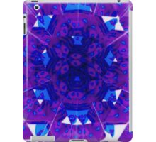 Lavender Triangle iPad Case/Skin