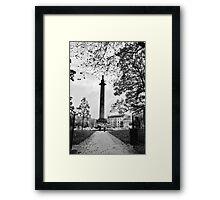 Edinburgh - St Andrews Square  Framed Print