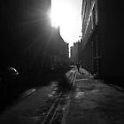 Avenues and Alleyways by Paul Barnett