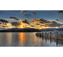 Ambleside Pier Photographic Print