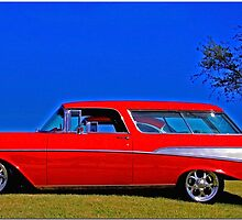 '57 Nomad by Chet  King