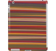Fourth Doctor Scarf iPad Case/Skin