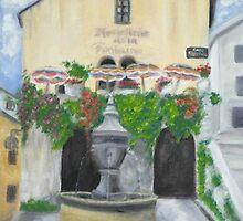 """""""Hostellerie De La Fontaine""""(Provence,France) by Gabriella Nilsson"""