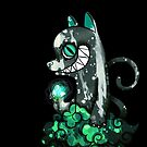 Cheshire Cat (SILVER) by nowaitwhat
