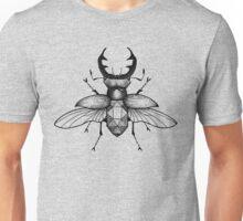 Geometric Stagbeetle Unisex T-Shirt