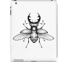 Geometric Stagbeetle iPad Case/Skin