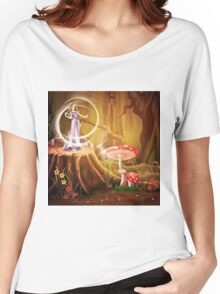 Fairytale Women's Relaxed Fit T-Shirt