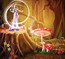 Fairytale by Edmond  Hogge