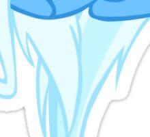 Trixie Heart Pony Sticker