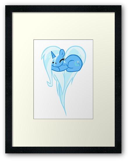 Trixie Heart Pony by XwolfskaX