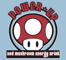 Power-Up Energy Drink 2 Kids Clothes