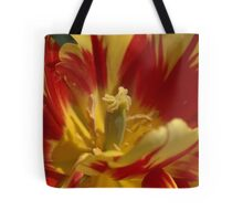Burning love of fire Tote Bag