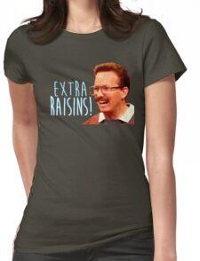 Gary: Extra Raisins Womens Fitted T-Shirt
