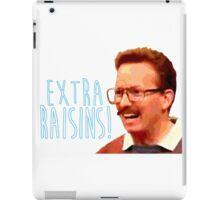 Gary: Extra Raisins iPad Case/Skin