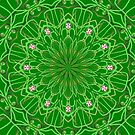 Kaleido In Green by WeeZie