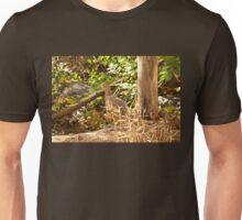 Female Ring-necked Pheasant - Phasianus colchicus Unisex T-Shirt