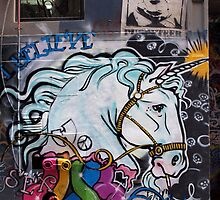 I Believe. Hosier Lane. by John Sharp