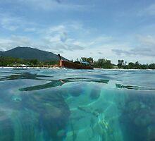 Ko Lipi Island Thailand by springs