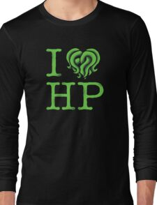 I HEART HP LOVECRAFT Long Sleeve T-Shirt