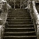 Haunted - The Steps. by Lou Wilson