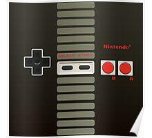 Nintendo Controller Poster