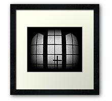 PORT ARTHUR KIRK Framed Print