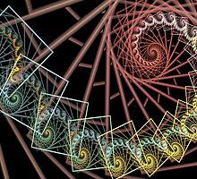 Spiraling Down to Splitsville by Jaclyn Hughes