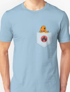 There's a Charmander in my pocket T-Shirt